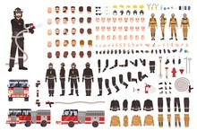 Firefighter Creation Set Or Co...