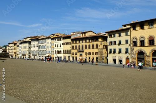 Photo  piazza pitti firenze