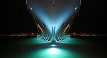 Superyacht In Ibiza