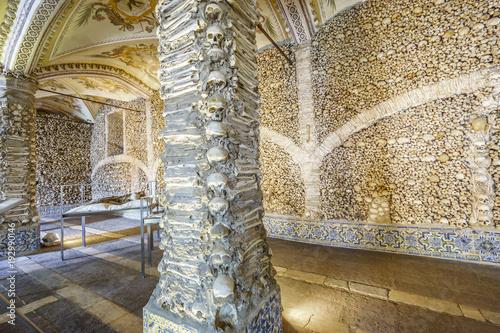 Tela Chapel of Bones in Royal Church of St