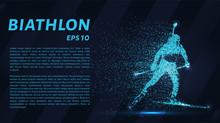 Biathlon Consists Of Particles...