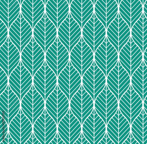 wektorowa-ilustracja-liscia-bezszwowy-wzor-kwiatowe-tlo-organiczne