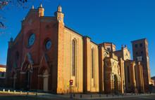 Cathedral Of Santa Maria Assunta In Asti, Italy