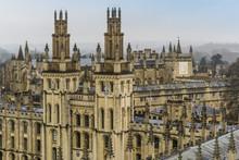 English Architecture, Oxford O...