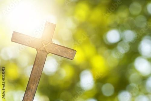 Fotomural Cross.