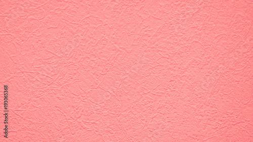Fotografie, Obraz  Plaster background in pastel pink - rose pink wallpaper for graphics resource