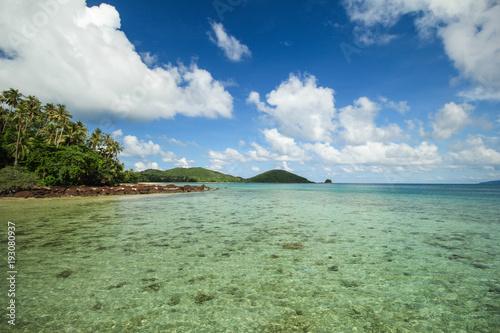 Foto op Plexiglas Olijf Mak island Koh Mak Trat Thailand