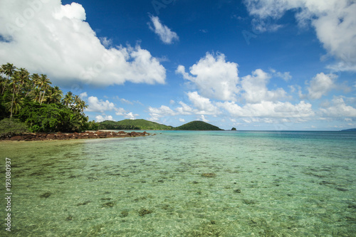 Keuken foto achterwand Olijf Mak island Koh Mak Trat Thailand