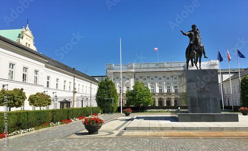 Palacio Presidencial de Varsovia, Polonia