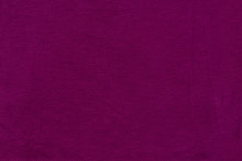 The Texture Of The Purple Fabric