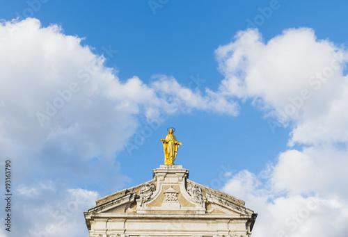 Fotografie, Obraz  Basilica of Santa Maria degli Angeli, Assisi, Perugia District, Umbria, Italy, Europe