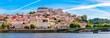 canvas print picture - Altstadt von Coimbra in Portugal