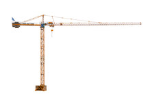 Real High Construction Crane R...