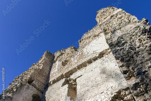 Deurstickers Rudnes Batorko castle