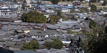 Old Town Of Lijang China.