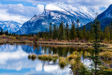 Vermillion Lakes, Banff Nation...