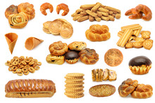 Set Bread Products (biscuits, ...