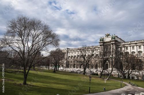 Foto  Apontamento de Viena, capital da Áustria