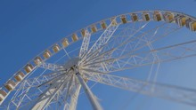 Budapest Eye Is Rotating In Ci...
