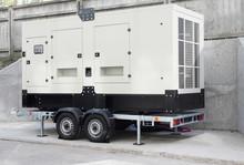 Standby Generator. Industrial ...