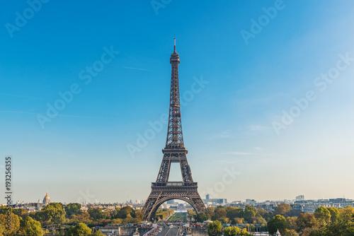 Poster Tour Eiffel Tour Eiffel (Eiffel Tower) in Paris, France