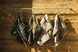 Leinwanddruck Bild - Traditional German or Austrian leather pants