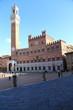 Torre del Mangia - Palazzo Comunale - Siena