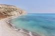 Mediterranean Sea near Aphrodite stone. Cyprus.