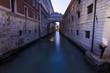 Venezia city in the evening