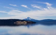 Mount Mcloughlin Reflecting On...