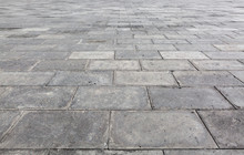 Grey Pavement Brick