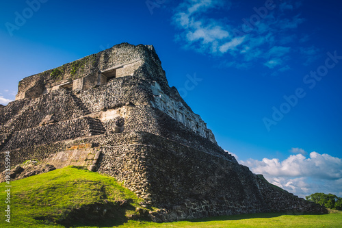 Xunantunich, Belize Canvas Print