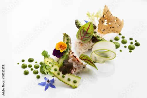 Obraz Fine Dining - fototapety do salonu