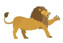Big Lion Claw