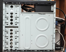 CPU Casing, In The Photo From ...