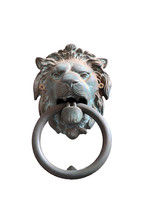 Medieval Door Knocker In A For...