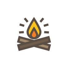 Camping & Adventure Icons - Bo.