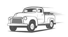 Vintage Truck Pickup