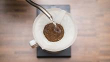 Parzenie Kawy.