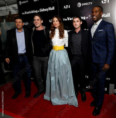 Cast members Chandler, Jenner, Monaghan, Lerman and Abdul