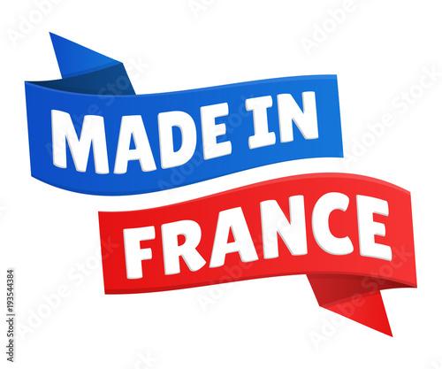 Fototapeta Made in France obraz