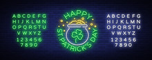 Happy St. Patrick's Day Vector...