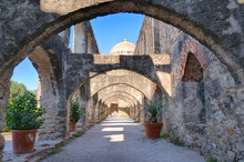 Archways At The Mission San Jo...