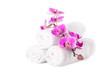 spa concept, aromatherapy