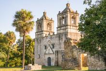 Mission Concepcion In San Antonio