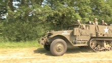 US Army Half Track Armoured Ve...