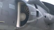 AV-8 Harrier Air Inlet Intake