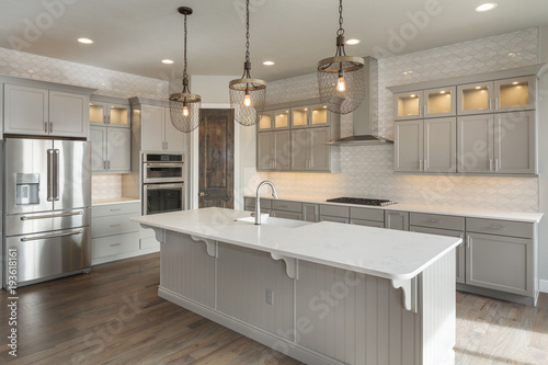 Αφίσα  Beautiful Farm House Kitchen
