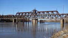 I St. Bridge In Sacramento (CA, USA)