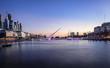 San Martin Square (Plaza San Martin) and Monumental Tower (Torre Monumental) at Retiro region - Buenos Aires, Argentina